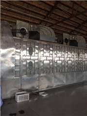 New agricultural product dryer supplier