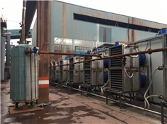 Distributor of automatic agricultural product drying equipment