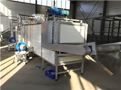 Large agricultural product drying equipment