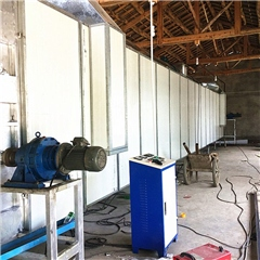 Environment-friendly agricultural product dryer